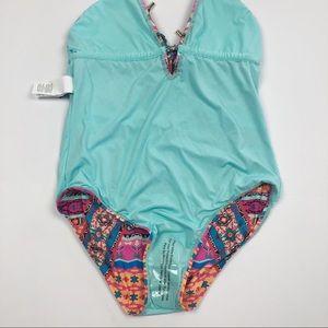 Laundry By Shelli Segal Swim - Laundry by Shelli Segal Boho Swimsuit